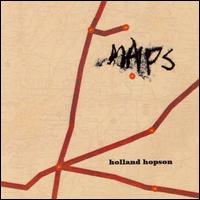 Holland Hopson Maps CD cover